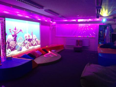 multi sensory rooms redbank house manchester