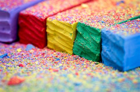 Colorful Chalks By Ian Roberts On Deviantart Colourful Images