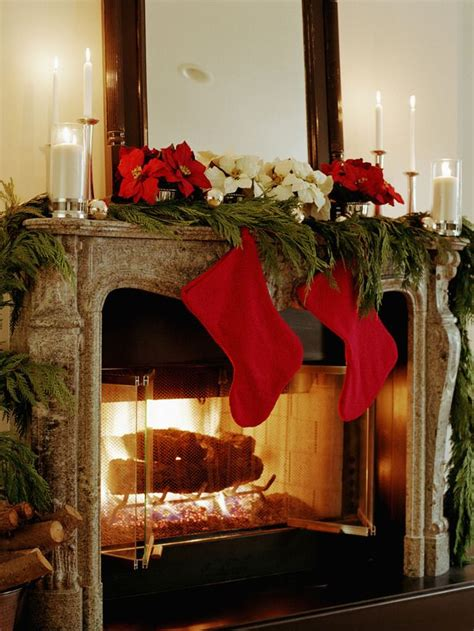 309 best christmas mantels images on pinterest merry