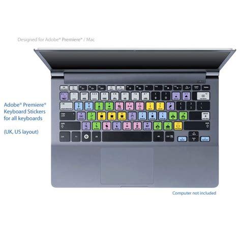adobe premiere pro laptop 51 best designkey keyboard shortcut labels images on