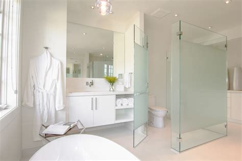 Frosted Glass Interior Bathroom Doors by Frosted Glass Interior Doors Bathroom With