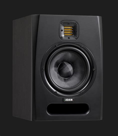 adam f7 adam audio f7 active studio monitor nearfield