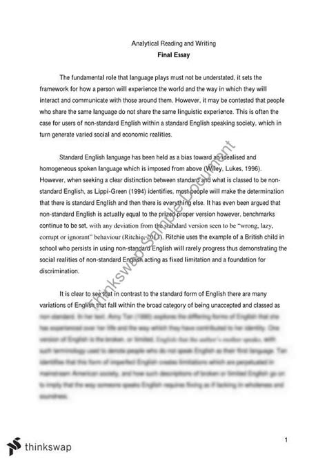 Essay About Reading Experience by Essay About Reading Experience Issues Essay Importance Of Reading Experience Essay Essay On