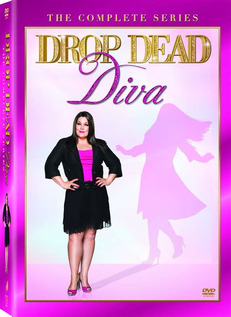 drop dead dive drop dead dvd release date