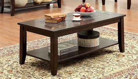 cm4669 townsend iii coffee table 2 end tables in cherry