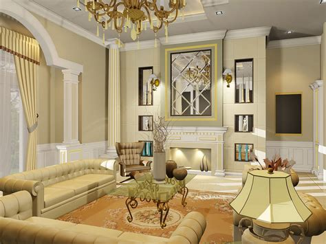 Home Interior Ideas Living Room Amazing Of Luxurious Classic Living Room Decor Co 3602