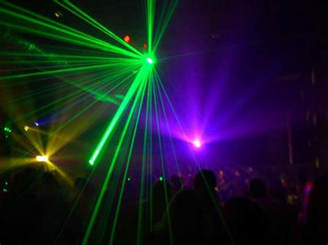 Custom Laser Light Shows By Tribal Existance Productions Light Show