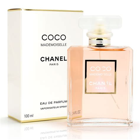 perfume coco mademoiselle edt 100ml chanel original car