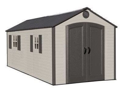 lifetime  special edition heavy duty plastic shed