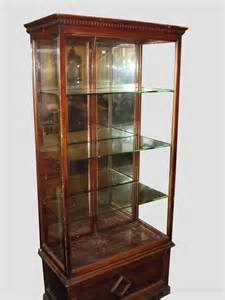 antique display cabinets with glass doors glass shop display cabinet antiques atlas