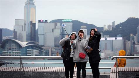 hong kong weather hong kong officials issue third cold weather warning as