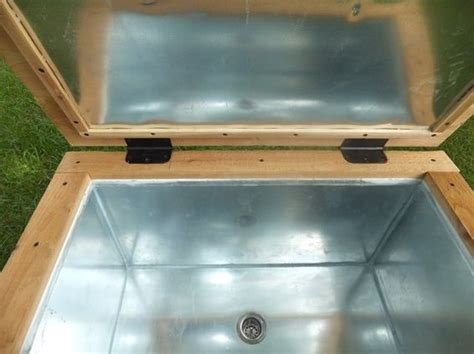 Handmade Coolers - rustic wood metals and image search on