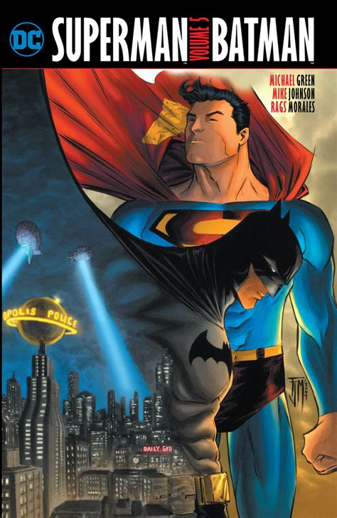 supermantp vol 1 nov160339 superman batman tp vol 05 previews world
