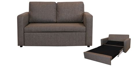 grey sofa bed easy 2 seater sofa bed grey 5 colours