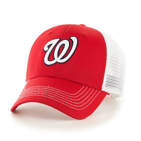 mlb s baseball hat washington nationals