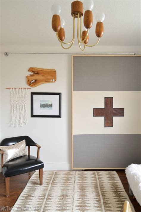 How To Build A Lightweight Sliding Barn Door Chalk Board Lightweight Barn Door