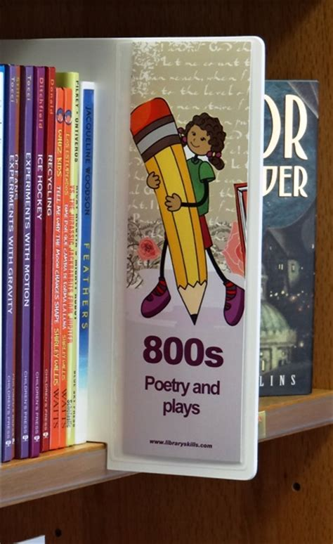 Library Shelf Signs by Non Fiction Shelf Signs Non Fiction Shelf Markers All