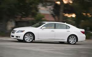 Lexus Ls600h Lexus Ls 600h L 2011 Widescreen Car Wallpaper 09