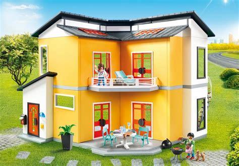 haus playmobil playmobil set 9266 modern house klickypedia