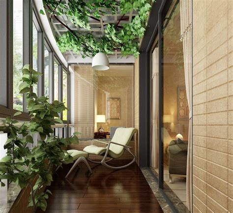 Interior Design For With Balcony by 14 Great Inspirations Of Balcony Modern Interior Design