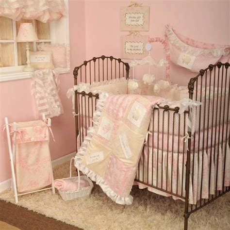 Seventh Heaven Nursery Collection by Cottontale Designs Heaven Sent Crib Bedding