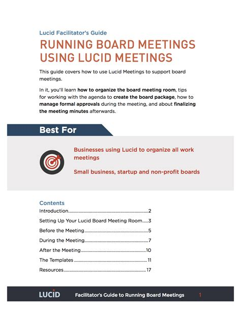 How To Take Minutes At A Board Meeting Template by Of Order Standard Order Of Business Lucid