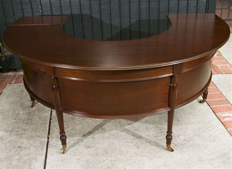 U Shaped Desk For Sale U Shaped Writing Desk At 1stdibs