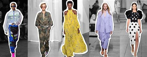 follow this week s fashion trends with human hair the 12 best spring 2018 trends from new york fashion week