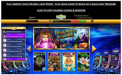 chumba casino review sweepstake cash prizes collect gold coins - Chumba Casino Sweepstakes