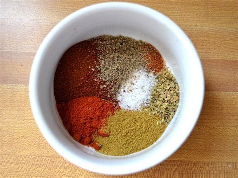 chili and taco seasoning recipes dishmaps