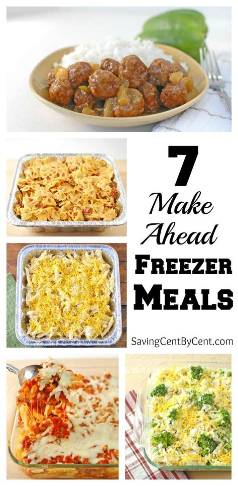make ahead food gift 7 make ahead freezer meals 187 make me happy