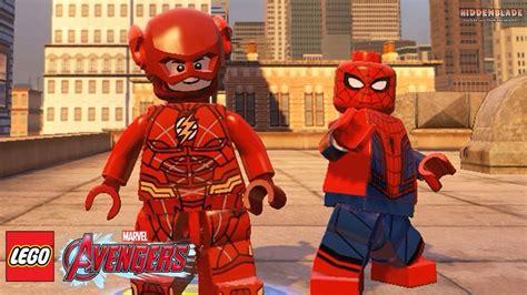 film marvel flash lego justice league movie 2017 the flash lego marvel