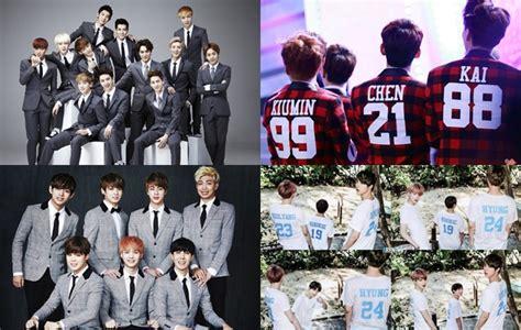 exo dan bts netter beri bukti bangtan boys tiru promosi exo waktu