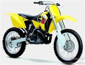 125 Rm Suzuki Suzuki Rm 125 Katalog Motocykl