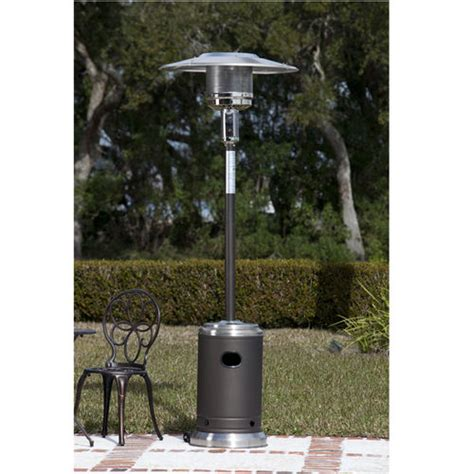 Patio Heater Wheels Stainless Steel Commercial Patio Heater With Wheels Buy Now
