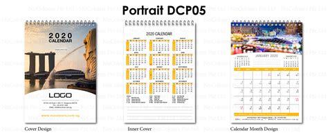desktop calendar printing  singapore   desktop calendar printing template