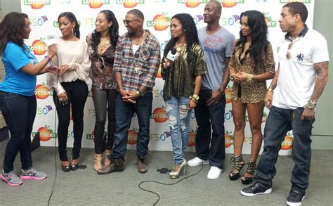 love and hip hop atlanta cast members lhhatl benzino was fired for sending alleged death threats