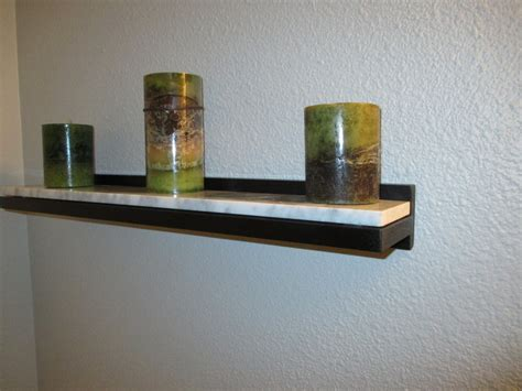 floating shelf for candles by bobah lumberjocks