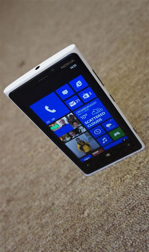 lumia 920 review nokia lumia 920 hardware review all about windows phone