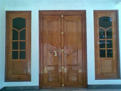 double front door designs wood kerala special gallery door designs photos kerala