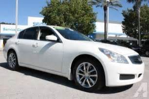 2009 Infiniti G37 Coupe For Sale 2009 Infiniti G37 Sedan 4dr Car For Sale In Pinellas Park