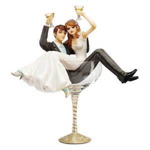 wedding cake topper casual wedding cake toppers and figurines