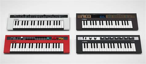 yamaha reface keyboards the awesomer