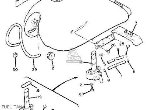yamaha xj wiring diagram yamaha free engine image for