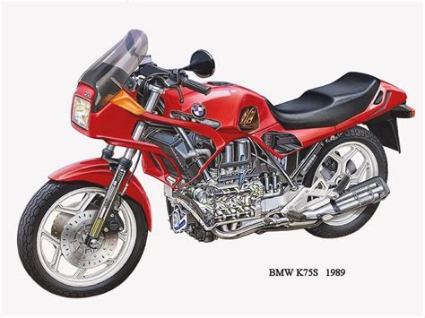bmw k75 gs bmw k75 review motorcycle how to motorcycles catalog
