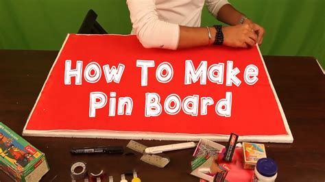 how to cook in a room how to make pin board