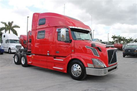 volvo trucks for sale in florida volvo vnl64t780 in florida for sale used trucks on