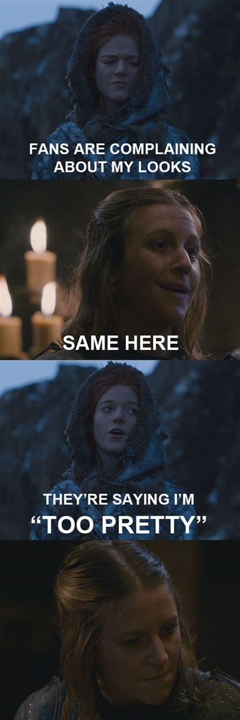 Ygritte Meme - poor ygritte