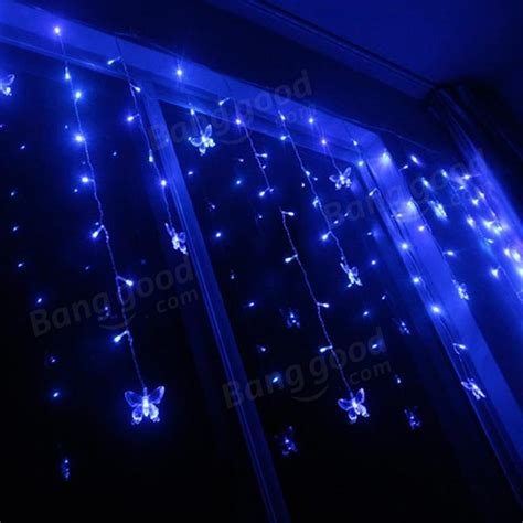 curtain led lights sale led butterfly string lights christmas wedding curtain