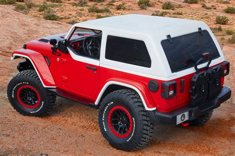 jeep concept jeep brings concept vehicles to easter jeep safari